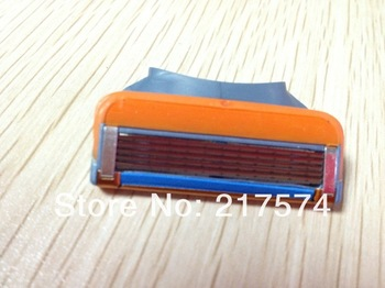 Grade AAA Quality Razors Blades (8 Blades/pack) Shaving Razor Blades US/EU/RUSSIA Version Free Shipping 1packs=1lot  for sample