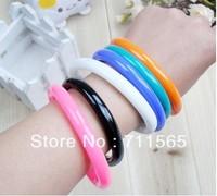 Magical wrist pen creative bracelet T opaque solid color ball-point pen 1000pcs wholesale