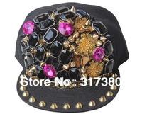 Wholesale Retail Mix Models Snapback fashion Hats Baseball Hat Men Snapbacks Mens Cap Hip Pop Imitation Metal Women Sport Caps