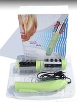 1pc Free Shipping Rotating Brush Hot Air Brush Electric hair styler/hair brush