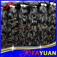 Deep wave 2-4 pcs 14'' to 30'' 100% virgin brazilian human hair, mix lengths available (95-100 g/pc)