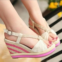 Free shipping, women's shoes. open toe  platform shoes,shoes woman,sandals for women size 35-40