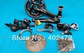 2012 Deore M590 M596 10 30 speed Bicycle Derailleur set / Mountain bike Speed change Kit
