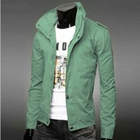 Free Shipping  Spring and Autumn new Korean fashion Slim long-sleeved jackets