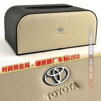 Free shipping Cortex British Style Toyota Corolla/Camry/Highlander/RAV4/Sylphy/Crown Car Tissu Christmas