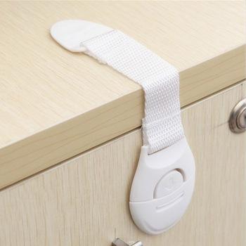 Horror double door cabinet door lock multifunctional baby safety lock lengthen drawer lock refrigerator lock s09