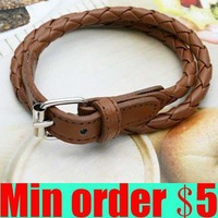 Браслет Punk Skull Pendant Leather Bracelet Multilayer Braid Bracelets Unisex Bangle