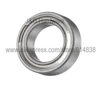 Шариковый подшипник с глубоким жёлобом MR137ZZ 7 x 13 x 4 100 шариковый подшипник с глубоким жёлобом 10 x 604 zz 4 x 12 x 4 604zz ball bearing