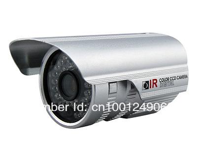SC-W02SP Color Waterproof CCD IR camera 420TVL CCTV video surveillance equipment system(China (Mainland))