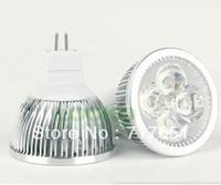 10X 4W MR16 12V Energy Saving Power LED Pure/Warm White Bulb Lamp