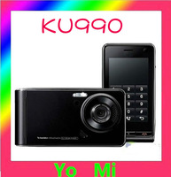 original KU990 Viewty 3.0 inch Touch screen   3G GSM 5MP  unlocked cell phone