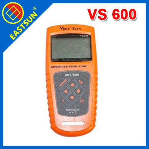 EASTSUN VS600 VgateScan Advanced OBDII EOBD Scanner CAN Protocol Car Diagnostic for GM Ford Chrysler Toyota Honda Nissan(China (Mainland))