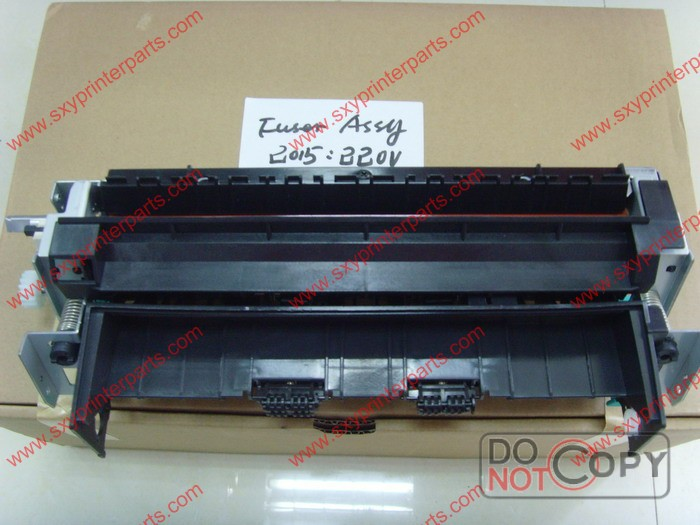 for hp lj p2014/2015/m2727 fuser assembly/fuser assy/fuser unit original second hand-220V(China (Mainland))