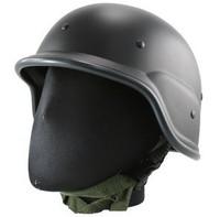 US SWAT PASGT Kevlar M88 Helmet Black