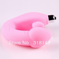 Valentine's Gift Speeds clitoris G Spot Vibrator Stimulator Silicon Anal Toy Plug Vagina Toy Sex Toy for Female