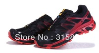Free shipping original quality salomon XT 3D wings ultra men running shoes air mesh upper casual france walking shoes