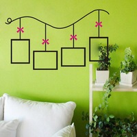 Free shipping/Wholesale And Retail , Wall sticker Rat holes house decorativeH-41