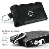Real Leather Mazda Key Case M6/M3/M2/M5/Core-wing/MX5/RX8