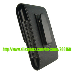 NEW free shipping High Quality BLACK filp leather pouch case holster cover For Sony Xperia Z Yuga C6603 L36h L36i C660x(China (Mainland))