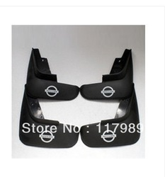 Mud Flap Splash Guards suit for Nissan TIIDA 2006-2011 Type-063(China (Mainland))