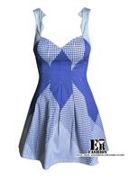 Женское платье ECR FASHION 2823 ECR TB 2823