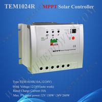 Tracer1210 ,12V/24V auto work,10A MPPT solar controller