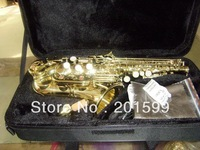 middle grade curved soprano saxophone Baby saxophone HSL-4002