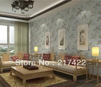 0.53x10m/Roll PVC Wallpaper for Bedroom, Office, Hotel Decor