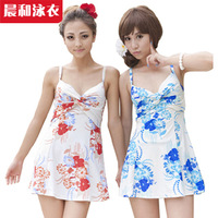 Free shipping! 2013 dress lady swimwear