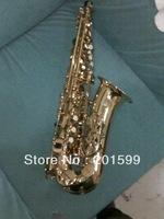 gold lacquer alto saxophone imitating 875  HSL-1003