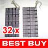 "32 Plates DIY Jigsaw Undergravel Filter 2 SET of 22x11"""