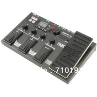 NUX MFX-10 32bit 93 Models Digital Processor Amp, 55 Pedal, Tuner, Loop, Drum Guitar Effect Pedal Musical Instrument