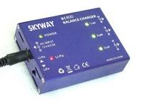 EMS Free Shipping 2PCS Skyway BC800 Li-Po Li-Fe Balance Charger