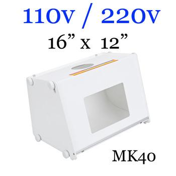 Professional Portable Mini Photo Studio Box Photography Backdrop built-in Light -MK40