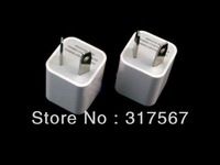 AU  Power USB Wall Charger For iPhone 5/4/3GS/3G,usb charger for iphone free shipping