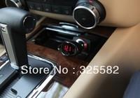 12V car battery voltmeter by cigarette lighter socket vehicle meter
