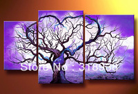 Free shipping/ Framed Hand-painted Abstract  Group Oil Painting on Canvas Art  home decoration sa-1559