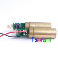 INDUSTRIAL/LAB 3VDC 532nm Green Beam Laser Lazer 50mW Diode Module