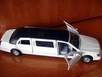Lincoln lengthen car alloy car skylight door