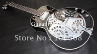 Wholesale - Musical instruments Newest Dobro Resonator Custom Shop Electric Guitar Classic Black / with Gift