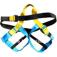 W633 outdoor seat belt mountaineering high-rise escape belts essential free shipping