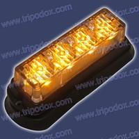 LED exterior lights, LED warning lights with multi flash patterns