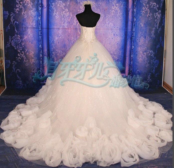 High end wedding dresses nyc : Latest wedding formal dress high end sexy bride gowns luxury designer