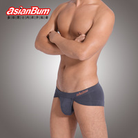Asianbum high quality modal male panties thong u low-waist single sexy panties