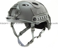 Tactical Base Jump FAST Airsoft Helmet (Grey)