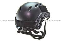 Airsoft FAST Base Jump Helmet Black