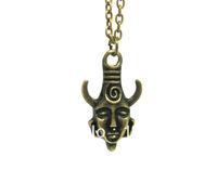 supernatural dean winchester protection amulet NECKLACE PENDANT NW830