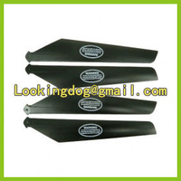 Skytech, M-1,M1, Main Blades 4x, RC Helicopter Parts