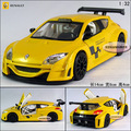 free shipping 1:32 Renault megane renault megane roadster alloy car model acoustooptical