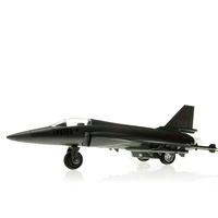 free shipping Fc-1 fighter toy gift alloy model acoustooptical